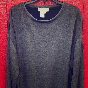 Men's Ermenegildo Zegna 100% cotton sweater large